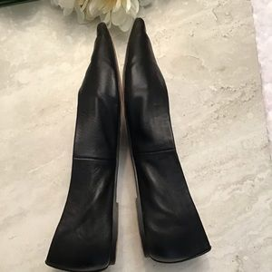 Topshop Shoes - Topshop Pointy Toe Ballet Flat Super Soft Leather